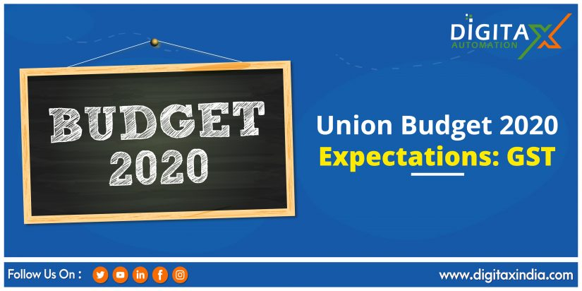 Union Budget 2020 Expectations: GST