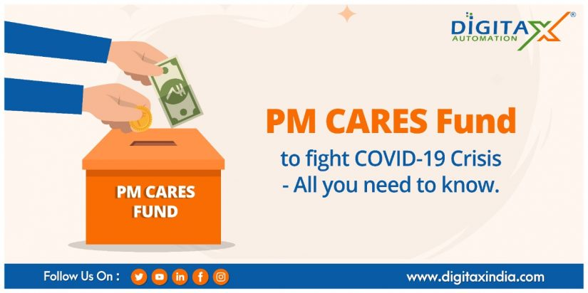 PM Cares Fund to fight COVID-19 Crisis – All you need to know